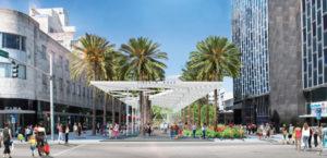 Lincoln Road in Miami Beach
