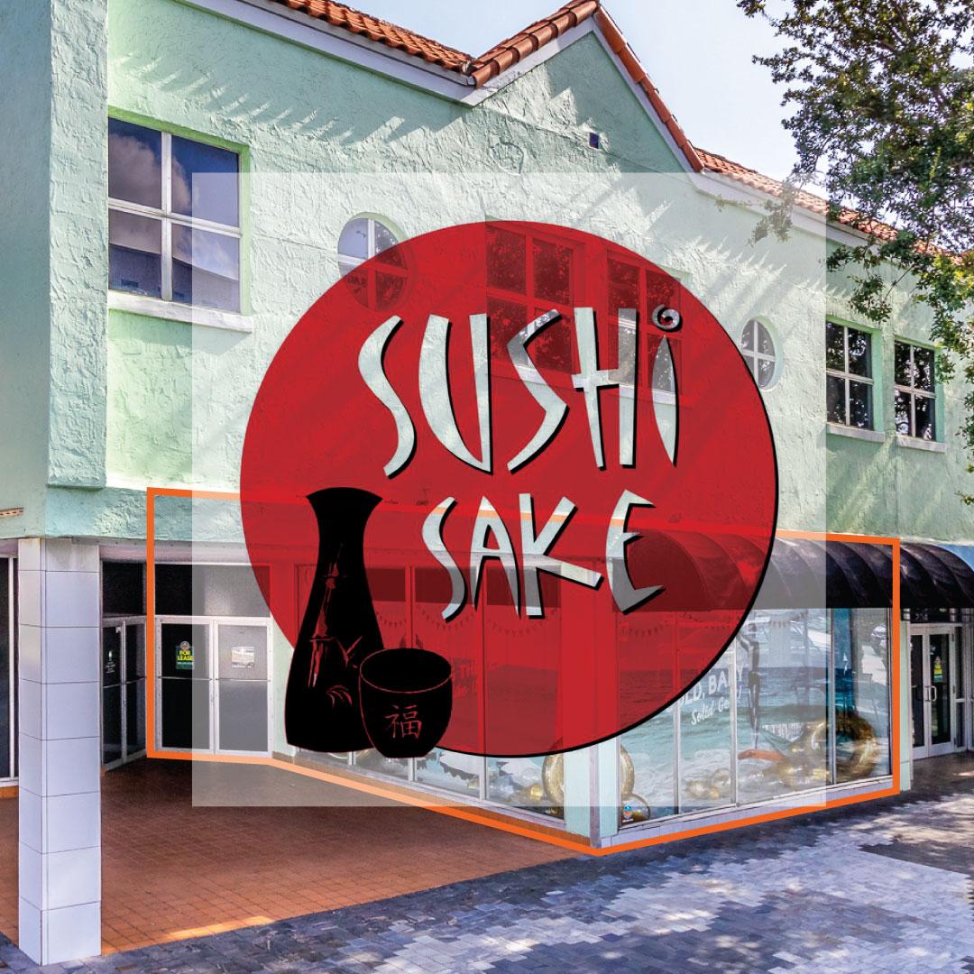 Sushi Sake Miracle mile