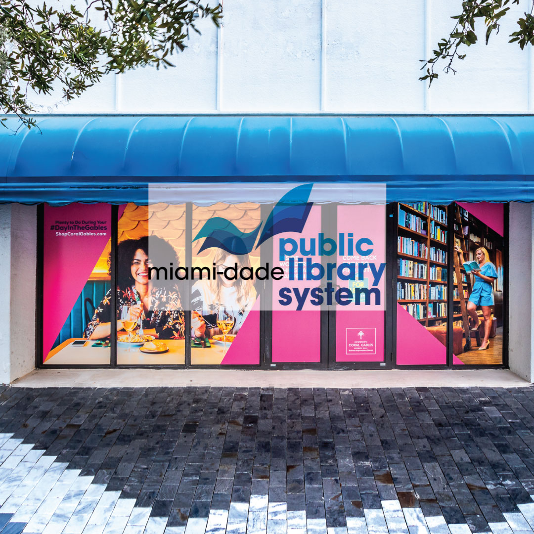 Coral Gables Library Miracle Mile